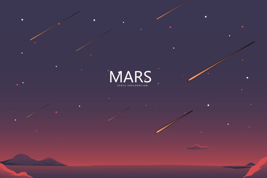 Mars is the fourth planet from the Sun 4